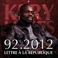 Cover Kery James - Lettre à la République