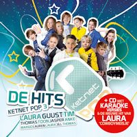 Cover KetnetPop Juniors 2010 - Ketnet Pop 3 - De hits