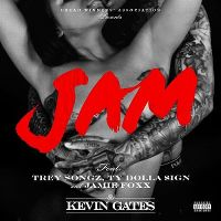 Cover Kevin Gates feat. Trey Songz, Ty Dolla $ign & Jamie Foxx - Jam