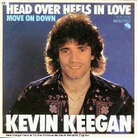 Cover Kevin Keegan - Head Over Heels In Love