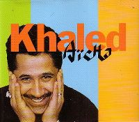 Cover Khaled - Aïcha