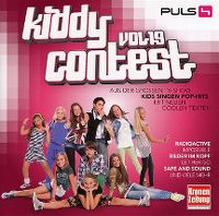 Cover Kiddy Contest Kids - Kiddy Contest Vol. 19