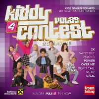 Cover Kiddy Contest Kids - Kiddy Contest Vol. 25