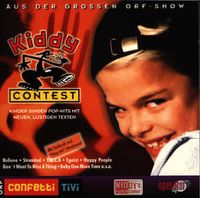 Cover Kiddy Contest Kids - Kiddy Contest Vol. 5