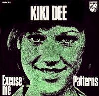 Cover Kiki Dee - Excuse Me
