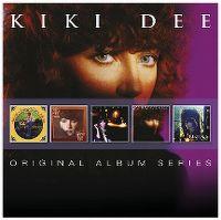 Cover Kiki Dee - Original Album Series