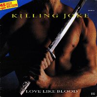Cover Killing Joke - Love Like Blood
