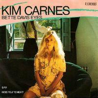 Cover Kim Carnes - Bette Davis Eyes