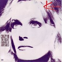 Cover Kim Carnes - Crazy In The Night (Barking At Airplanes)