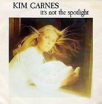 Cover Kim Carnes - It's Not The Spotlight