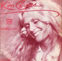 Cover Kim Carnes - More Love