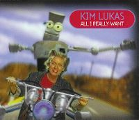 Cover Kim Lukas - All I Really Want