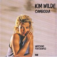 Cover Kim Wilde - Cambodia