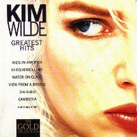 Cover Kim Wilde - Greatest Hits - The Gold Collection