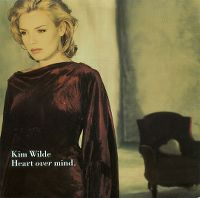Cover Kim Wilde - Heart Over Mind