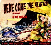 Cover Kim Wilde - Here Come The Aliens