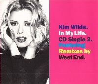 Cover Kim Wilde - In My Life