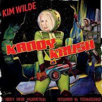 Cover Kim Wilde - Kandy Krush