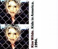 Cover Kim Wilde - Kids In America 1994