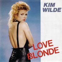 Cover Kim Wilde - Love Blonde