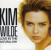 Cover Kim Wilde - Love In The Natural Way