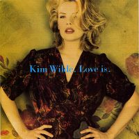 Cover Kim Wilde - Love Is