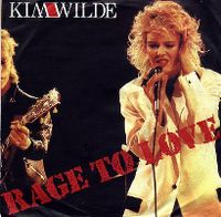 Cover Kim Wilde - Rage To Love