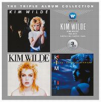 Cover Kim Wilde - The Triple Album Collection