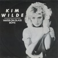 Cover Kim Wilde - Water On Glass