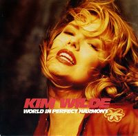 Cover Kim Wilde - World In Perfect Harmony