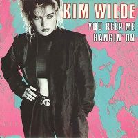 Cover Kim Wilde - You Keep Me Hangin' On