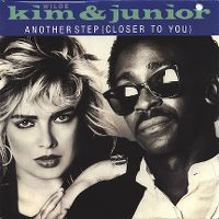 Cover Kim Wilde & Junior - Another Step (Closer To You)