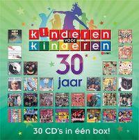 Cover Kinderen Voor Kinderen - 30 jaar