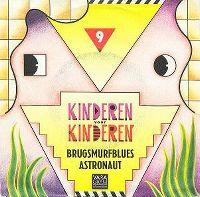 Cover Kinderen Voor Kinderen - Astronaut