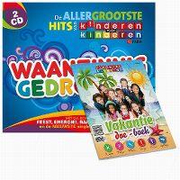 Cover Kinderen Voor Kinderen - De allergrootste hits van Kinderen Voor Kinderen - Waanzinnig gedroomd - Editie 2016