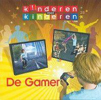 Cover Kinderen Voor Kinderen - De Gamer - 28