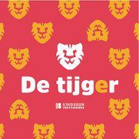 Cover Kinderen Voor Kinderen - De tijger