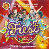 Cover Kinderen Voor Kinderen - Feest
