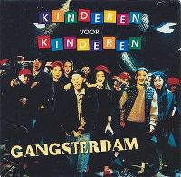 Cover Kinderen Voor Kinderen - Gangsterdam