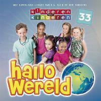 Cover Kinderen Voor Kinderen - Hallo wereld - 33