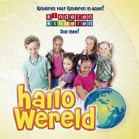 Cover Kinderen Voor Kinderen - Hallo wereld