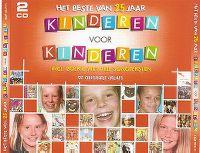 Cover Kinderen Voor Kinderen - Het beste van 25 Jaar Kinderen Voor Kinderen