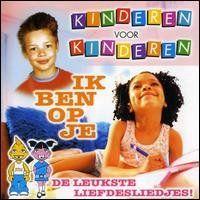 Cover Kinderen Voor Kinderen - Ik ben op je - De leukste liefdesliedjes!