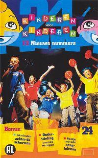 Cover Kinderen Voor Kinderen - Kinderen Voor Kinderen 24