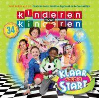 Cover Kinderen Voor Kinderen - Klaar voor de start - 34