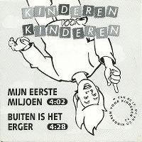 Cover Kinderen Voor Kinderen - Mijn eerste miljoen