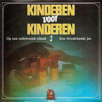 Cover Kinderen Voor Kinderen - Op een onbewoond eiland