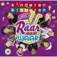 Cover Kinderen Voor Kinderen - Raar maar waar - 36