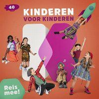 Cover Kinderen Voor Kinderen - Reis mee! - 40