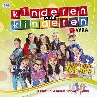 Cover Kinderen Voor Kinderen - Songfestival 2012-2013